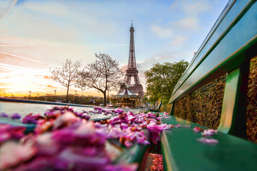 Paris is still the most romantic city in the world