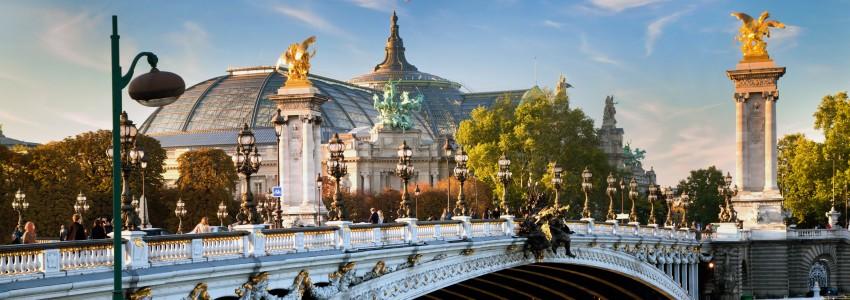 The Grand Palais, Paris, France