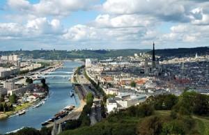 City of Rouen Normandy