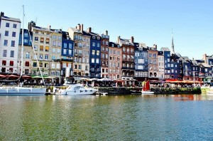 Honfleur, Calvados Normandy